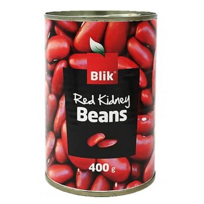 BLIK Sarkanās pupiņas 400g