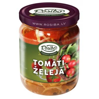 Rosība tomāti želejā 500g x 6 Gab.